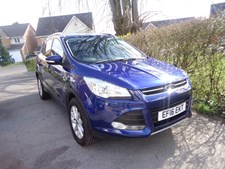 Ford Kuga 2.0TDCi (150ps) Titanium 18000 MILES Station Wagon 5d 1997cc