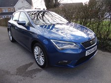 Seat Leon 1.6TDI CR (105ps) SE Tech Pack (s/s) Hatchback 5d 1598cc
