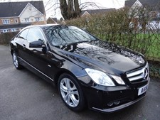 Mercedes-Benz E Class 2.1CDI E220 Blue F (s/s) SE Edition 125 Coupe 2d 2143cc 7G-Tronic Plus