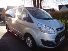 Ford Tourneo Custom 300 LIMITED TDCI