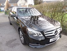Mercedes-Benz E Class 2.1CDI (177ps) E220 SE BlueTEC Saloon 4d 2143cc 7G-Tronic Plus