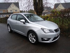 Seat Ibiza 2.0TDI (143ps) CR FR Hatchback 5d 1968cc