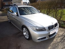 BMW 3 Series 2.0TD 318d M Sport Touring Estate 5d 1995cc
